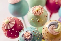 Cake Pops / by Kathleen Lunger