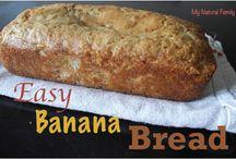 Breads / by Jean Brittingham