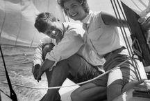 Johan and Jackie Kennedy