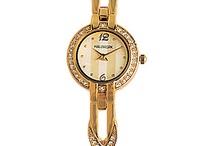 Hallmark: Ladies' Gold Watch