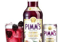 Drinks / It's pimm's o'clock!
