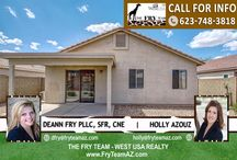 SOLD! Great Location Citrus Point Home in Surprise / 16921 N Briarwood Drive, Surprise, AZ 85378