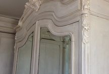 Paint & Patina / Beautiful painted furniture with a softer look, subtle color changes, a character, depicting patina and creating a true antique.