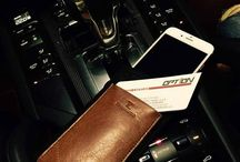 Pocket Iphone Case / Our iPhone case with the credit card pocket. Simple. Useful. Original.