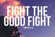 Pray on