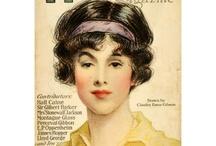 Magazine Art & Advertisement 1913
