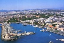 Rhodes Greece / Places to visit in Rhodes, beaches, villages, attractions.
