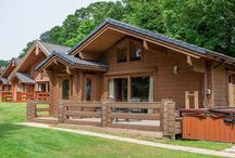 Norfolk Lodges / Enjoy a relaxing break in one of Woodland Holiday Park's holiday lodges
