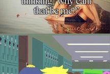 broken mind - South Park