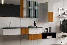 SESSANTA / Il calore del legno unito al design listato contribuiscono a creare un ambiente accogliente e caldo, le finiture moderne ma di gusto vintage hanno il gusto del ritrovare un modo di vivere.