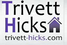Kitchen & Bathrooms / Great Kitchen & bathroom ideas - by TrivettHicks Estate Agents, Lettings and Property Management