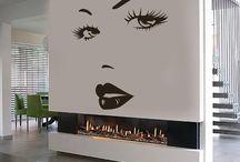 ideas makeup room