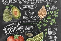 #GuacSquad12 / A dozen bloggers creating outrageously creative and delicious guacamole recipes and things to do with guac
