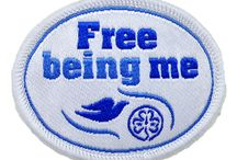 Free Being Me - CGI / WAGGGS & Dove 'Free Being Me' Campaign