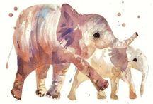 Elephant Theme / by Ashley Getz