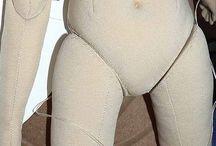 cuerpo muñeca articulado