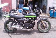 Motorcycles / by Jeremy Maloney