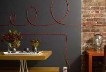 Kabel w domu / Kabel w domu -  to tablica, która ma na celu inspirować i doradzać.  Znajdziecie tu przydatne wskazówki  i proste rozwiązania związane z elektryką, kreatywnym wykorzystywaniem widocznych kabli w każdym domu czy mieszkaniu.