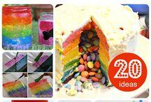 We Love Rainbows