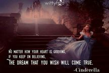 Lessons learned frm Disney Movies