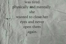 Words for broken souls