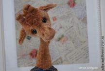 Жираф - giraffe - la jirafa / Жираф - giraffe - la jirafa