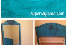 Super Style Your Space / Home decor tutorials