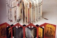 необычные ширмы как книги