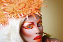 artwork headpieces