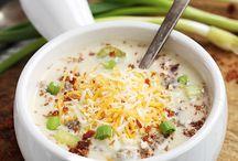 Slow Cooker Soups for lent