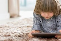 Technology + Physical Development / Tips about ensuring your child's physical safety and development in a digital age.