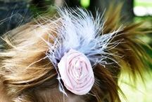 Hair Accessories / by Sara Knight