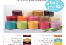 Marnie's Partylite Gift Shoppe / Sign up as my Partylite Preferred customer and get a free box of tea light candles ($10 retail value) with your first online only order. Also get discounts and deals when you attend Partylite parties too!  www.partylite.biz/marnieve / by Marnieve