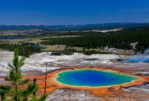 Yellowstone National Park / Travel Photos to Inspire Your Yellowstone National Park Vacation Planning! / by AllTrips