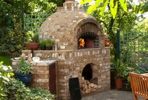 pizza oven ideas