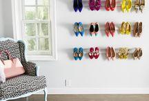 Shoe Organizing Ideas