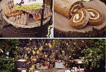 rustic thanksgiving / Rustic Thanksgiving decor and ideas