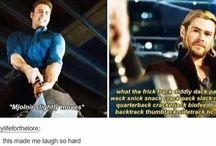 Marvel (but mostly Loki) / Avengers, assemble!