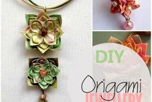 Origami Jewelery