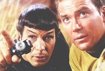 Original Star Trek / by Suzanne Hamrick