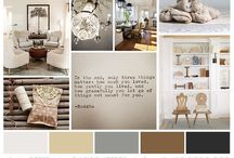Color Inspiration Boards