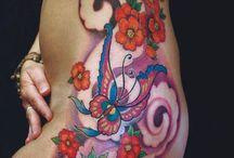 Tattoos / by Erin Walters Dikeman