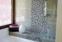 Bathroom Ideas / by Meryl Glass