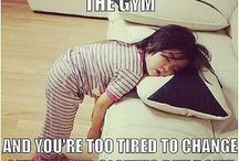 Funny fitness quotes