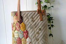 patchwork çanta