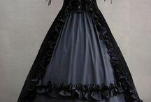 Steampunk/ Gothic/ Victorian