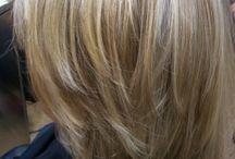 grey hair tips