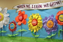 School - Grow into Learning School Theme