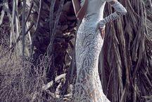 avant garde wedding dresses