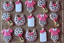 Decorated cookies by Jillbeesz
